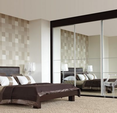 3 Panel Elegance - Mirrored