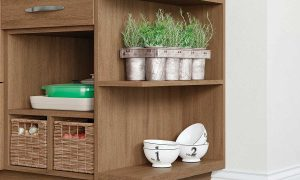 Lincoln Open End Display Shelves