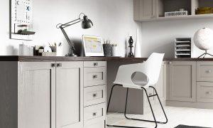 Milton Office - Light Praline