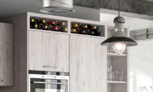 Islington Open Shelving Wine Storage