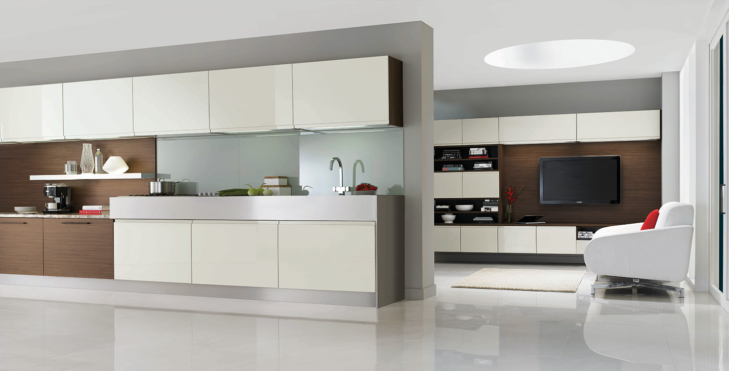 Segreto Contemporary Kitchen From Dbk Designs Woodford Essex