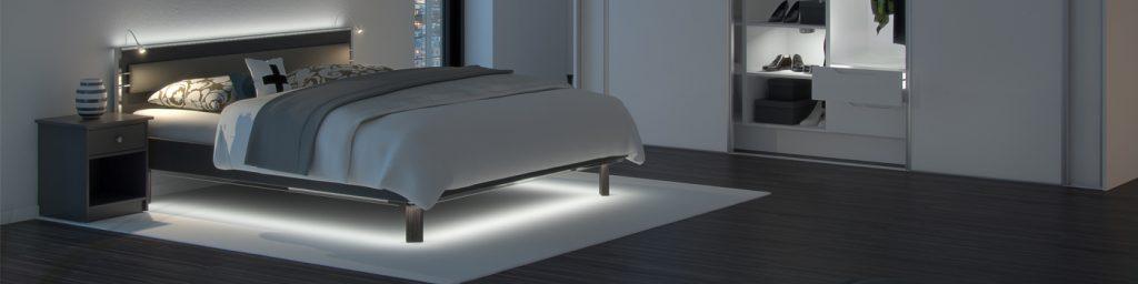 Sensio Bedroom Lighting