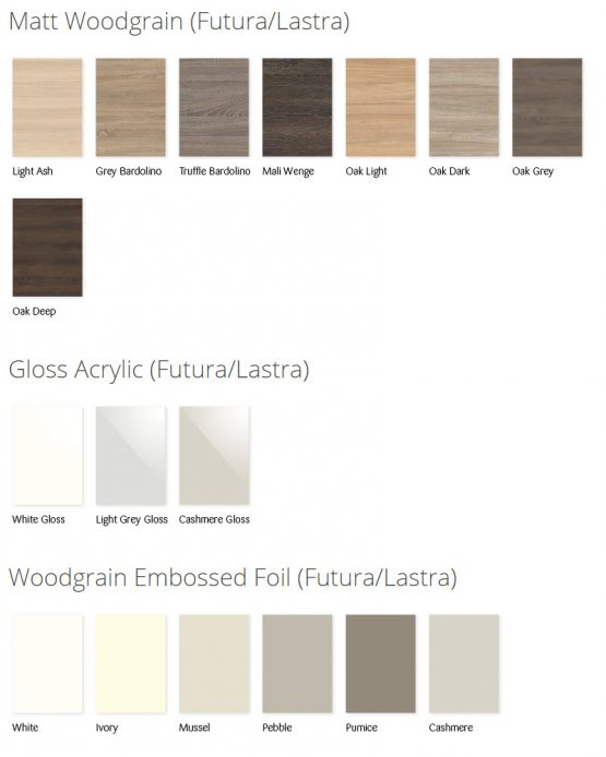 Door Finishes
