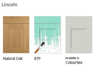 Lincoln Door Finishes